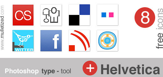 typography icon set Free Social Media Icon Sets Best Of