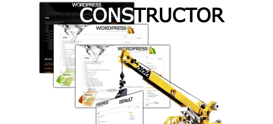 wp-constructor: WordPress Constructor Theme