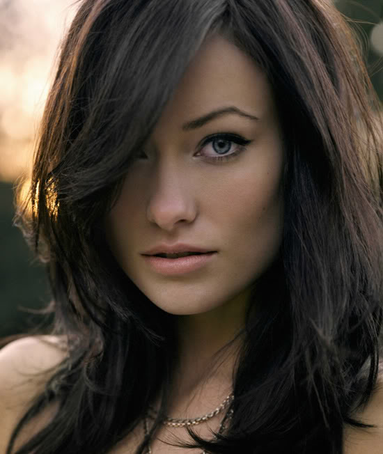 Do you have any celebrity girl-crushes? : wedding Olivia Wilde 90110007