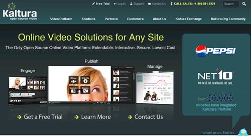 Kaltura HTML5 Video Media JavaScript Library