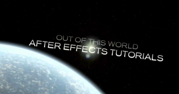 advanced 33 50 Excellent Adobe After Effect Tutorials