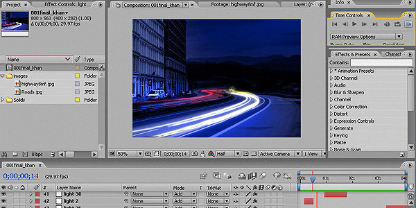 intermediate 23 50 Excellent Adobe After Effect Tutorials