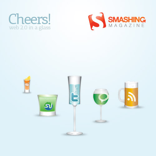 cheers icon set Free Social Media Icon Sets Best Of